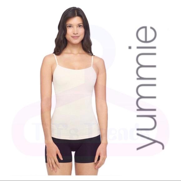 b41b33e3c25b1 Yummie by Heather Thomson Tops   Nwtyummieamelia Cami Tankml   Poshmark